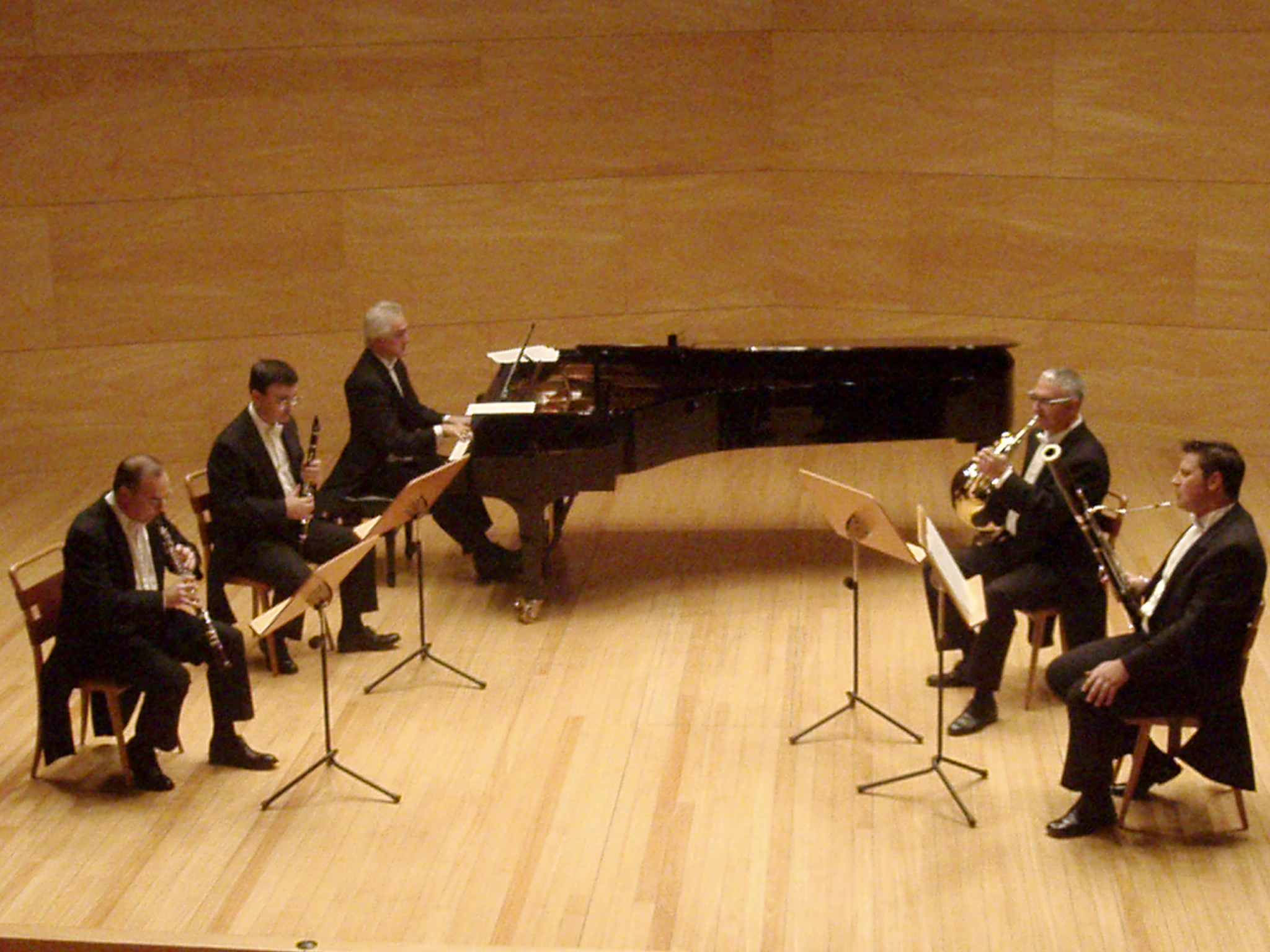 RKE Zaragoza Auditorium