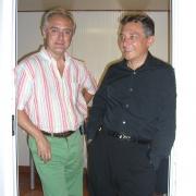 with Michel D'Alberto
