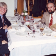 with Ramón Coll