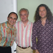 with Michel Camilo & Tomatito