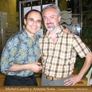 with Michel Camilo