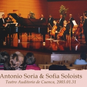 with Sofia Soloists