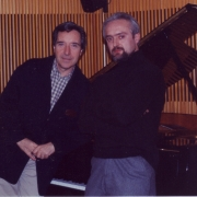 with Iñaki Gabilondo