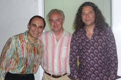 with Michel Camilo & Tomatito
