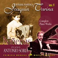 Turina Complete Piano works